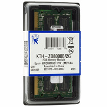 Memória Kingston 2gb Ddr2 667mhz P/ Business Notebook Nc6400