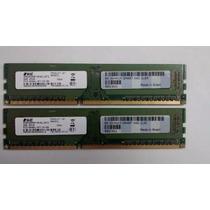 Memoria Pc Kit 4gb (2x2gb) Ddr3 10600 1333 Smart Frete Grati