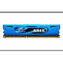 Memória G.skill Ares 16gb (2 X 8gb) Ddr3 1600mhz Azul