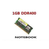 Memória Sodimm Markvision 1gb Pc 3200s Ddr1 400mhz Notebook