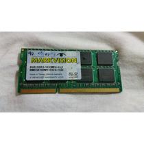 Memória Ram 8gb Ddr3 1333mhz Markvision Memoria P/ Notebook
