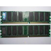 Memória Ram Desktop - 256 Mb - Ddr1- 266/333/400