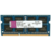Memoria Ddr3 4gb 1333 Kingston Notebook 16 Chips Comp Maxima