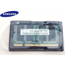 Memória Samsung Ddr 1gb 333 266 Dv-1000 Acer 3000 Dell D600