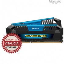 Memória Ram Vengeance 8gb (2x4gb) Ddr3 1600 Mhz + Nf-e