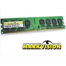 Memoria 2gb Ddr2 667 Mhz Desktop Markvision Frete Grátis