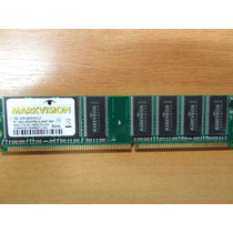 Memoria Markvision 1gb Ddr 400mhz - Cl3 Pc 1600u