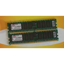 Memória Kingston 4gb Kit Ddr2 (kth-xw9400k2/4g) Hp/compaq