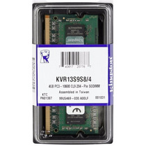 Memoria Notebook Ddr3 4gb 1333mhz Pc3-10600 Kingston C/ Nf