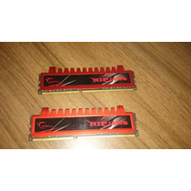 8gb Memoria Ram Ddr3 1600mhz 2x4gb G.skill Ripjaws 2x4gb