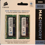 8gb Sodimm Corsair 1066 / 1067 Apple Imac Macbook / Mac Pro