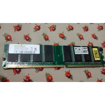 Memória 1gb Ddr400 Pc3200 Markvision 184pinos Desktop R$28