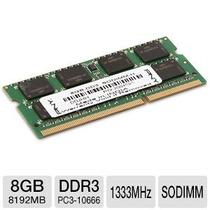 Memoria Notebook Ddr3 8gb Inspiron 14r N4110 (mm04