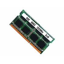 Memoria Ddr3 4gb 1333 1066 Notebook Sodimm Novas (mm02