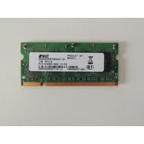 Memoria 1gb Ddr2 Notebook Hp Mini 1120br Usado