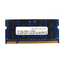 Memoria Notebook Netbook 2gb Ddr2 667 Mhz Pc2-5300 Smart