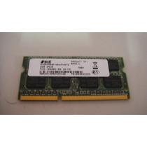 Memoria Ddr3 Pc10600 Pc3 Notebook 2 Gb Original Smart