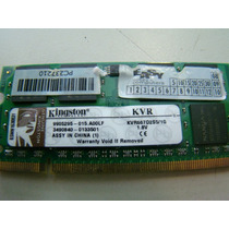 Memoria Notebook Kingston 1 Gb 667mhz Semi Nova