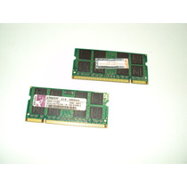 Memória Ddr2 - 1gb 667 Kingston - Para Notebook