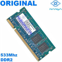 Memória Ddr2 512mb Nanya 533 Pc2-4200s-444-12 Notebook Ddr 2