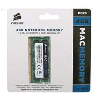 Memoria Notebook Ddr3 1066mhz 4gb Corsair Mac - Promoção