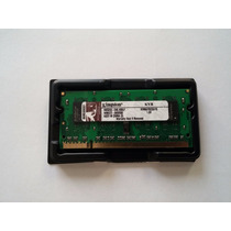 Memoria Kingston 1gb. 667mhz. Notebook