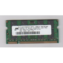 Memoria Note 2gb Ddr2 5300s 667