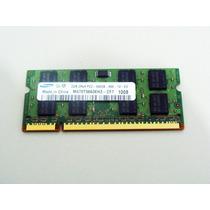 Memoria Notebook Samsung Ddr2 2gb 2rx8 Pc2 6400s 666 - 12 E3