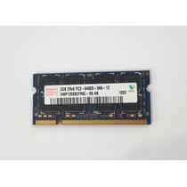 Memoria Notebook Hynix Ddr2 2gb 2rx8 Pc2 6400s-666-12 (4045)