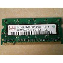 Memória Notebook Ddr2 533mghz Mymix 2rx16 Pc2-4200s-444-12