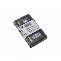 Memória Kingston 2x Kvr16s11/8 Note 8gb Ddr3 12800 Garantia
