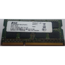 Memória 2gb Ddr3 1333mhz Smart Notebook Pc3-10600s