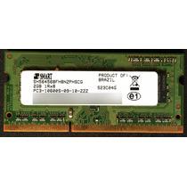 Memória Ddr3 2gb 1333mhz Notebook Smart Samsung So-dimm Novo