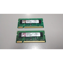Memória Notebook Ddr2 667 1gb Kingston Kvr667d2s5/1g