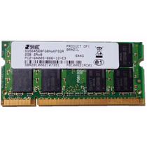 Memoria Not E Netbook 2gb Ddr2 800 Mhz Pc2-6400 Smart C=4020