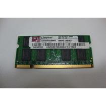 Memória 2gb Ddr2 Do Netbook Acer Aspire One Ao532h Nav50