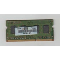 Memoria Note 2gb Ddr3 Pc3 10600s Hp Pavilion Dv6 3290br