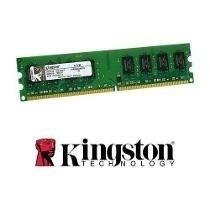Memória Desktop Ddr2 2gb 667mhz Kingston Kvr667d2n5/2g