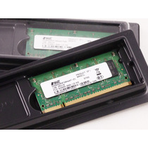 Memoria Note Smart 1gb Ddr2 800mhz 6400 666 Sg564283fg8nwkf