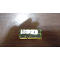 Memoria Notebook Smart 2gb 2rx8 Pc3 10600u