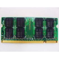 Memoria Notebook Netbook 2gb Ddr2 667 Mhz Pc2-5300