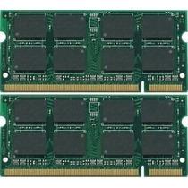 Memoria 4gb 2x 2gb Notebook Hp Pavilion Dv6000 Dv6100 Dv6200