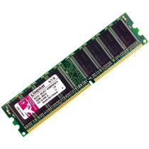 Memória Kingston Ddr1 1gb Desktop Kvr400x64c3a/1g