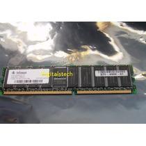 Memoria Sun 512mb Pc2100r Ddr 266mhz Cl2 Ecc P/ Servidor