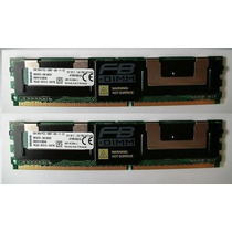 Kit 4gb (2x2gb) Kingston 667mhz Ktm5780/4g Ecc Servidores