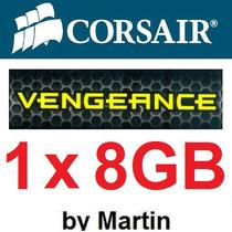 1 X 8gb Memória Corsair Ddr3 1600mhz Vengeance ( 1x 8gb )