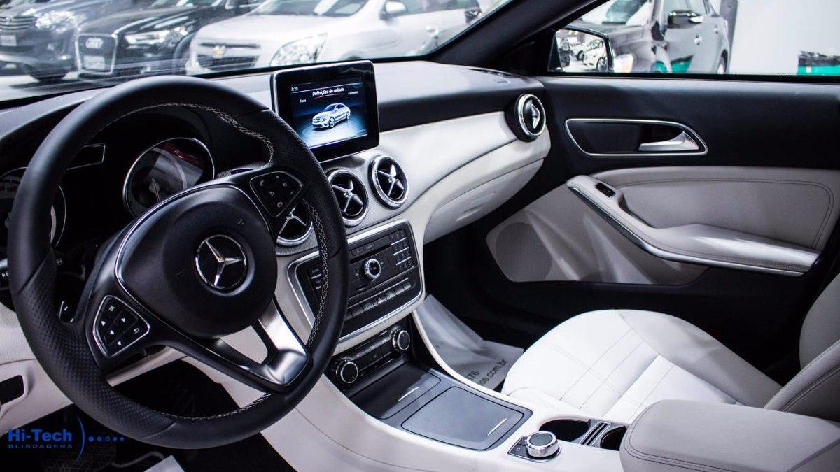 Mercedes benz cla 200 blindado hi tech 2016 ano 2016 0 for Mercedes benz technician