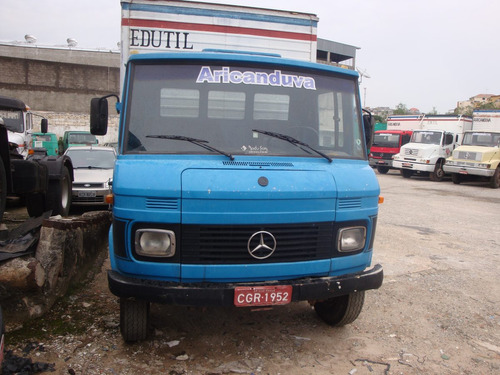 Mercedes-benz Mb 708 1989
