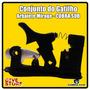 Conjunto Do Gatilho - Arbalete Mirage Cobra Sub - Divestore