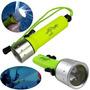 Lanterna Mergulho 100w 120 Lumens Led Cree Q3 À Prova D´aguá